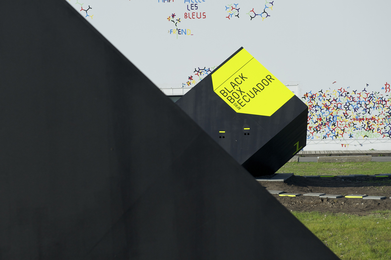 Berlin | Ausstellung | Black Box Ecudador