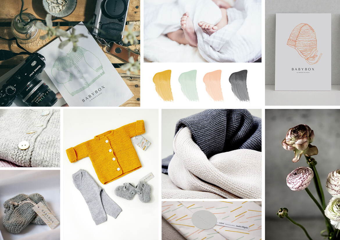 Babybox by Winzig & Klein, Creative Direction